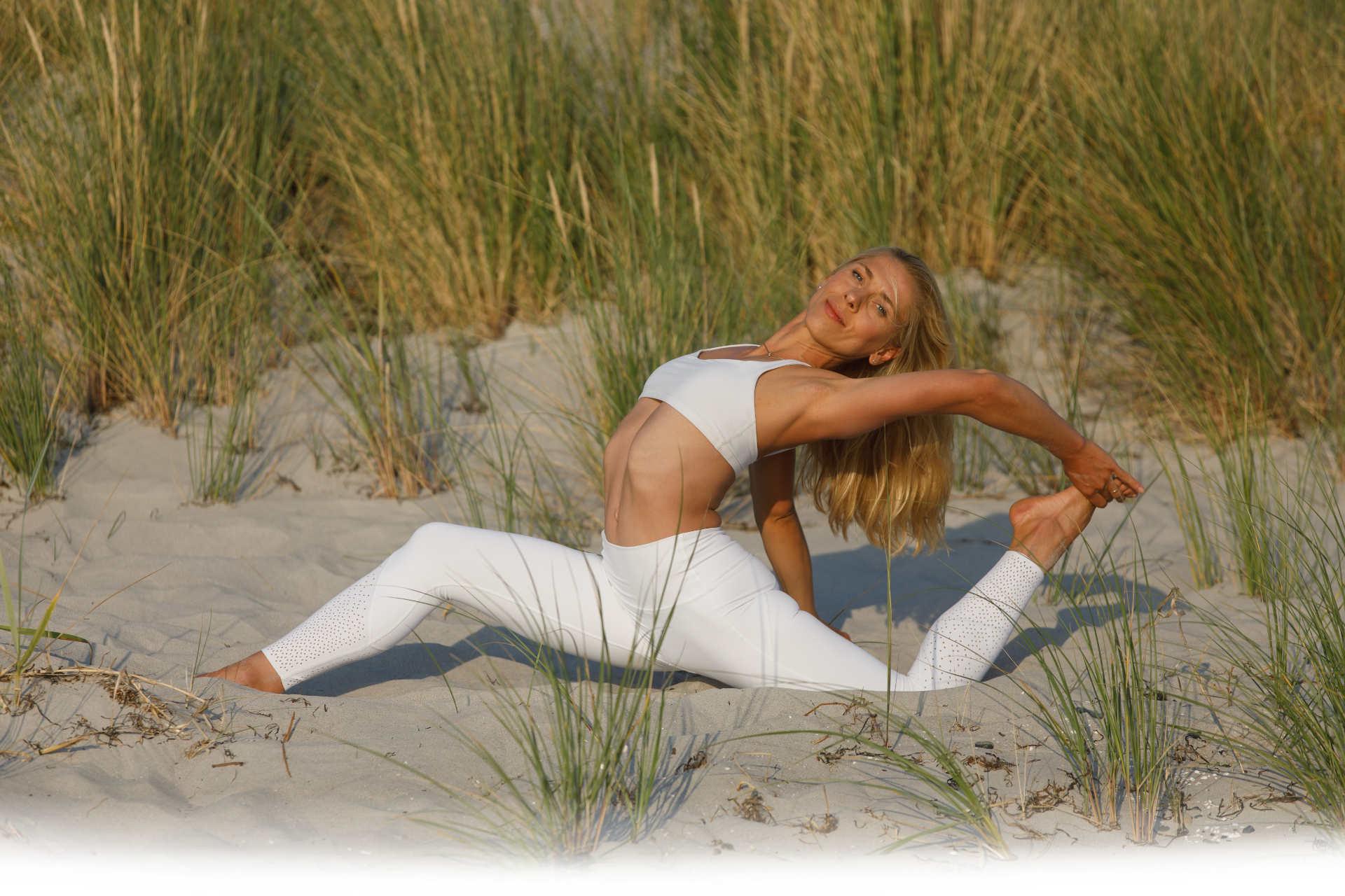 Marie Kliefert Hiddensee Yoga