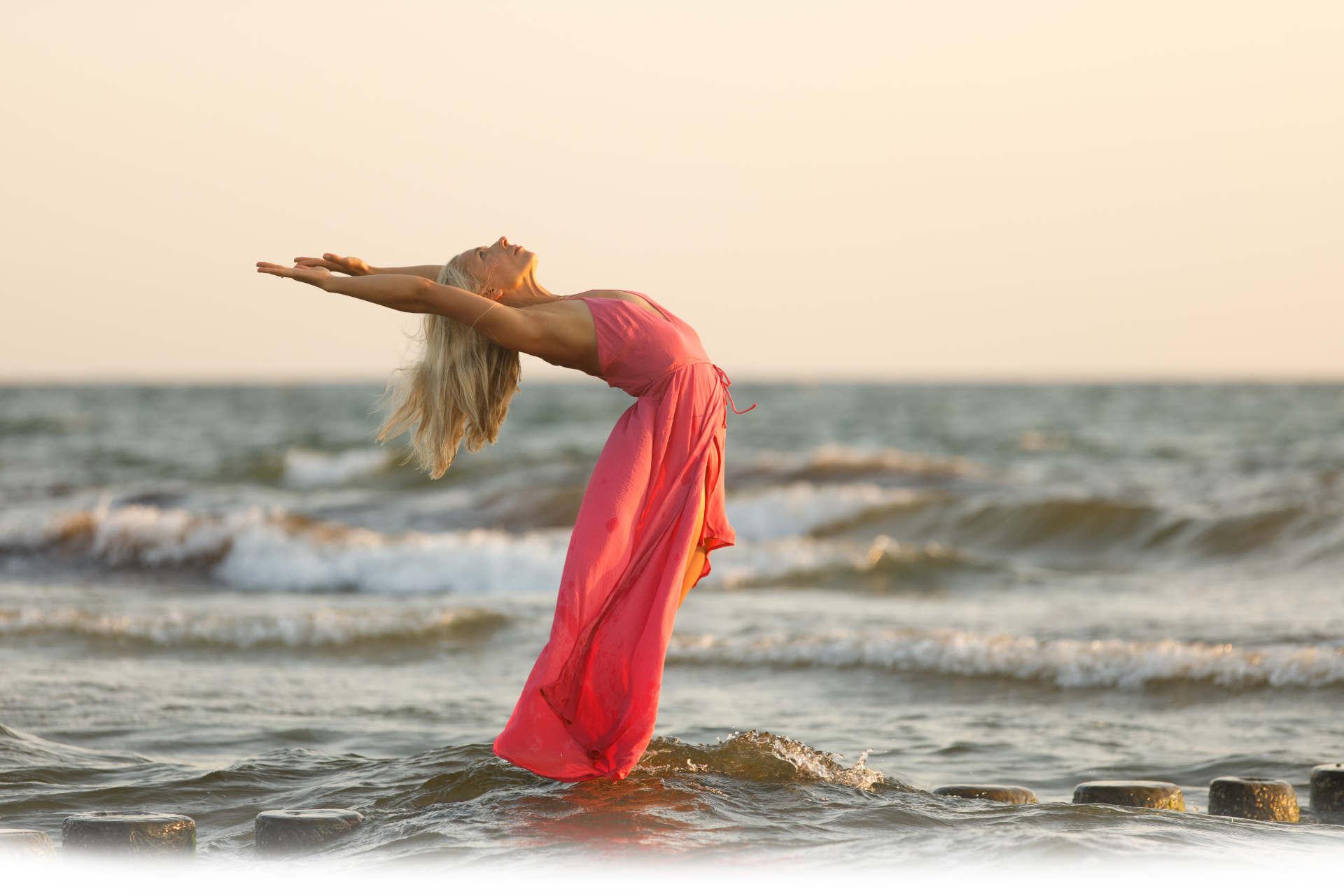 Marie Kliefert Termine für Yoga auf Hiddensee